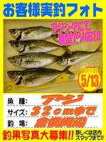 okyakusama-20170515-koyaura-aji.jpg